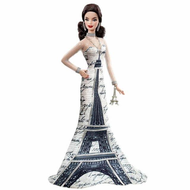 Barbie Torre Eiffel