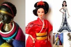 Barbie muñecas del mundo