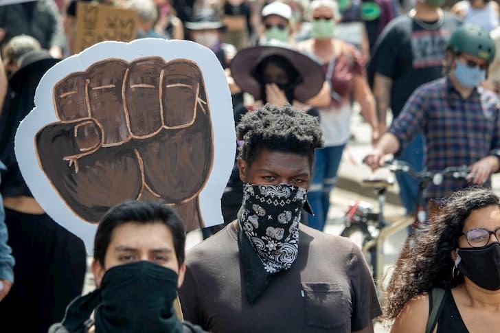 movimiento contra el racismo(1)