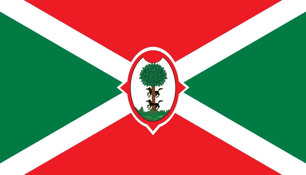 Bandera de Durango
