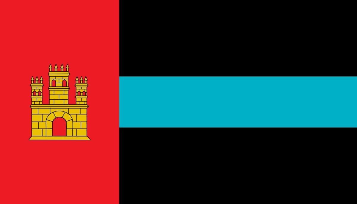 Bandera del Estado de Chiapas