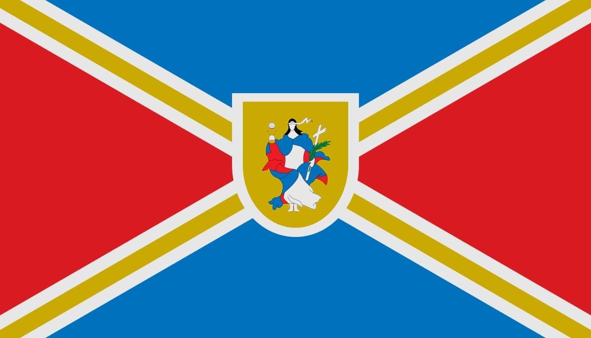 Bandera del Estado de Guanajuato