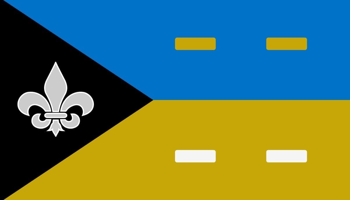 Bandera del Estado de San Luis Potosí