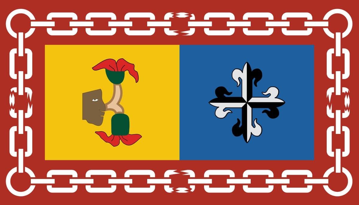 Bandera del estado de Oaxaca