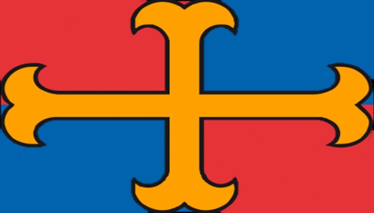 Bandera del estado de Tamaulipas