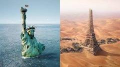 Ciudades después del apocalipsis por Fabien Barrau