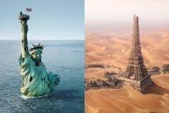 Ciudades después del apocalipsis