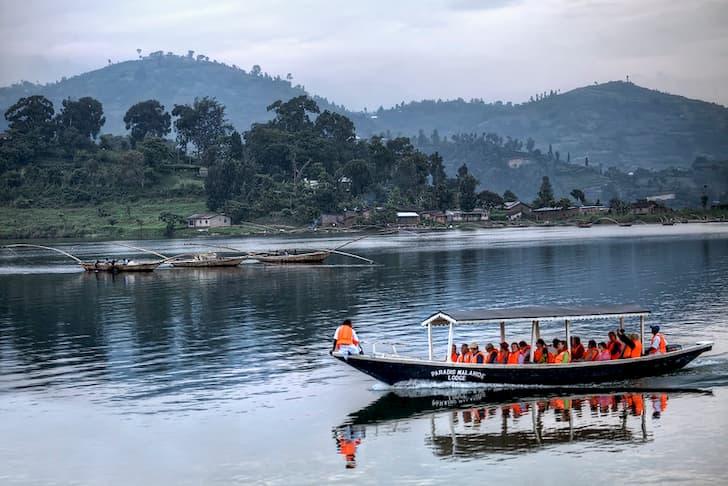 Lago Kivu