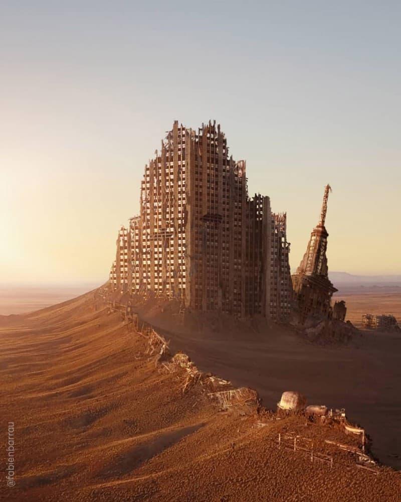 empire state ciudades postapocalipticas (4)