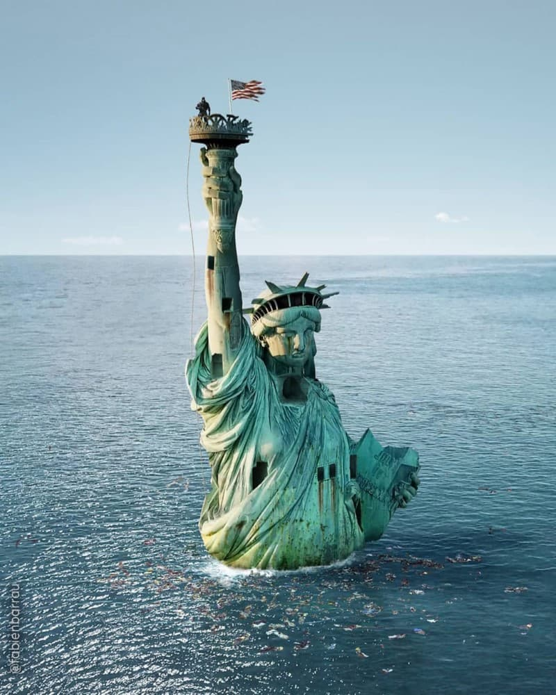 estatua libertad ciudades postapocalipticas (3)