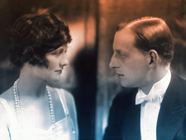 Demetrio Románov y Coco Chanel