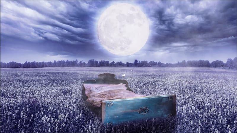 La Luna y el sueño