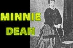 Minnie Dean asesina