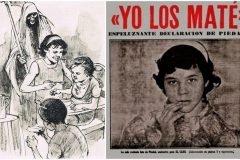 Piedad Martínez asesina hermanos