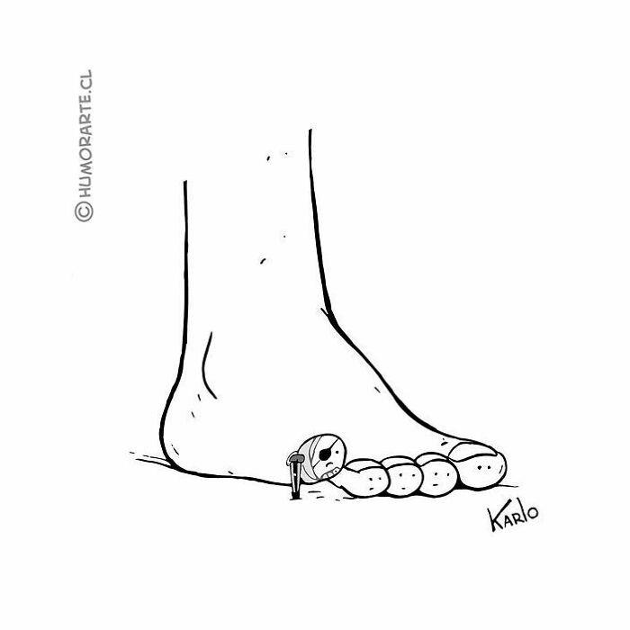el dedo chiquito del pie