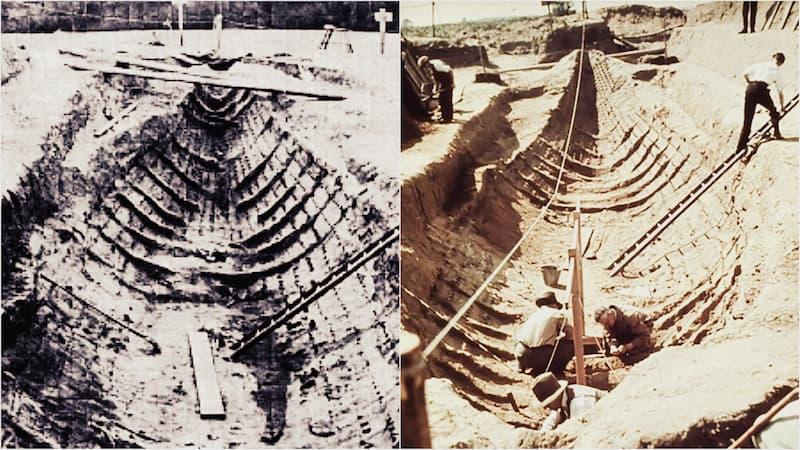 excavaciones Sutton Hoo