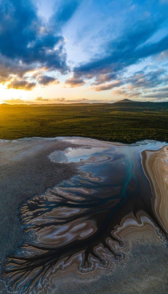 lago Cakora arbol de la vida en Australia (1)