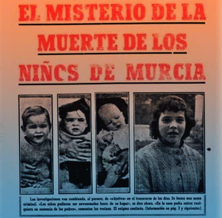 muerte niños en murcia