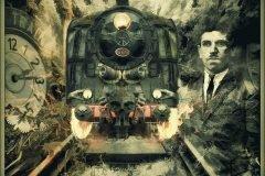 tren fantasma viajero del tiempo