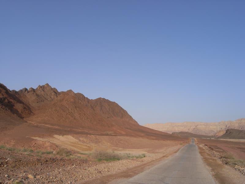valle de Timna