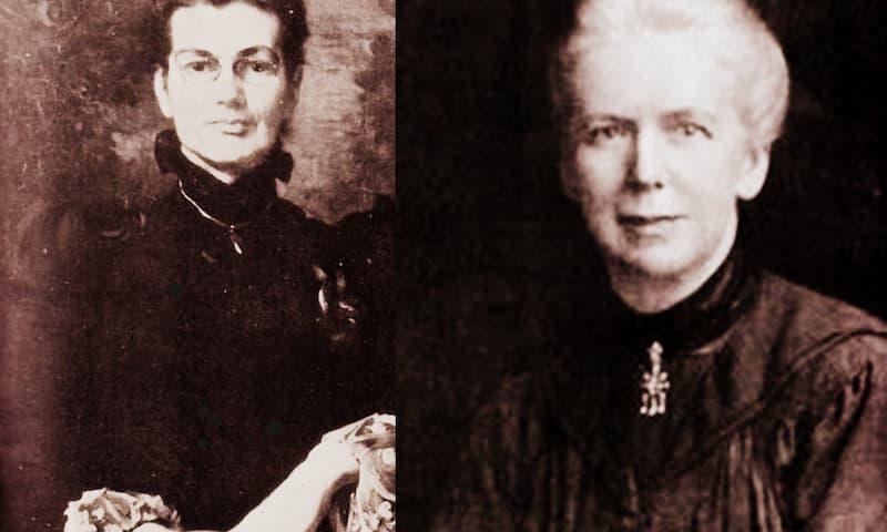 Charlotte Anne Moberly y Eleanor Jourdain