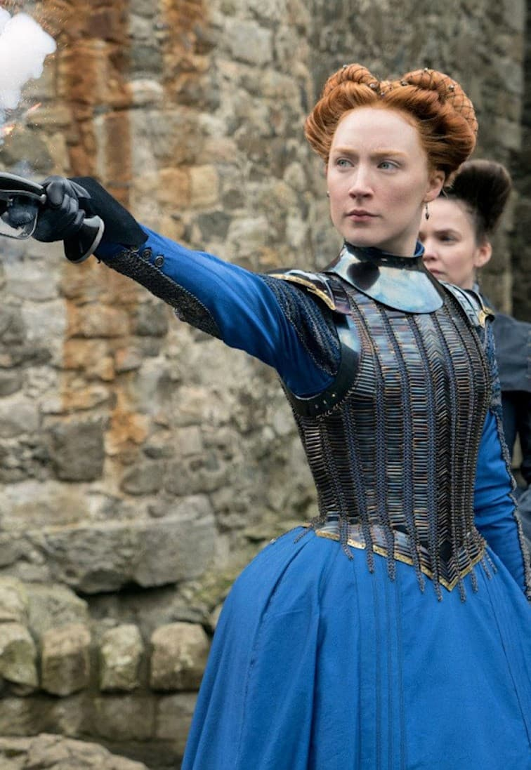 Saoirse Ronan Las Dos Reinas