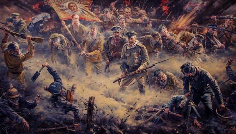 ataque de los hombres muertos