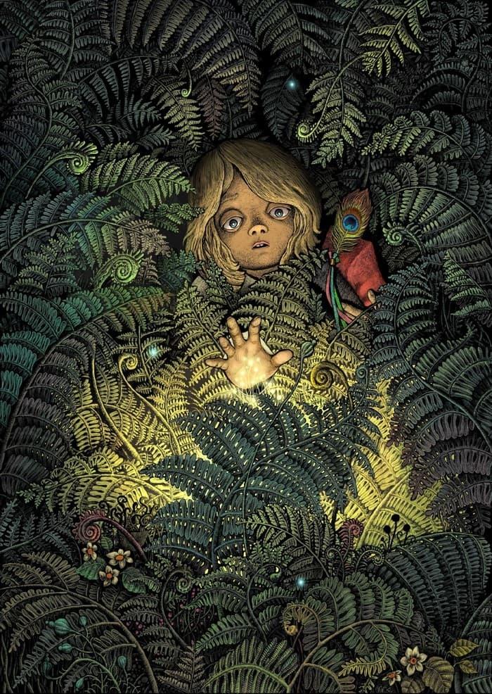 ilustraciones cuentos de hadas y fantasia (1)