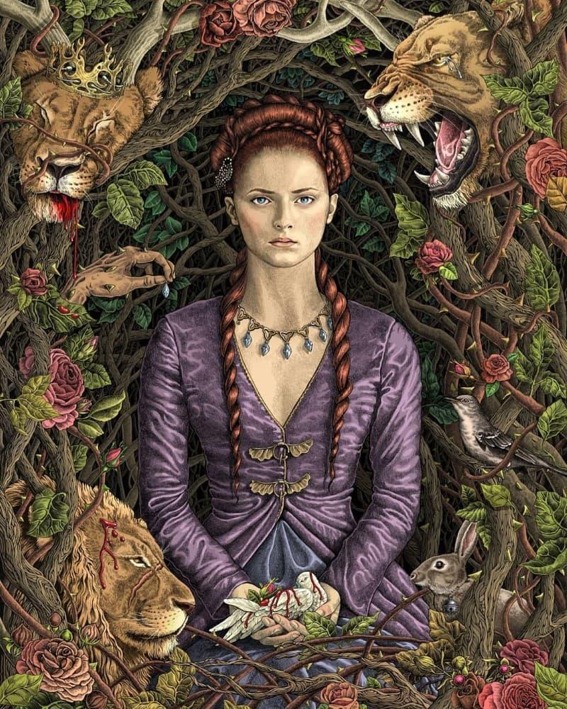 ilustraciones cuentos de hadas y fantasia (11)