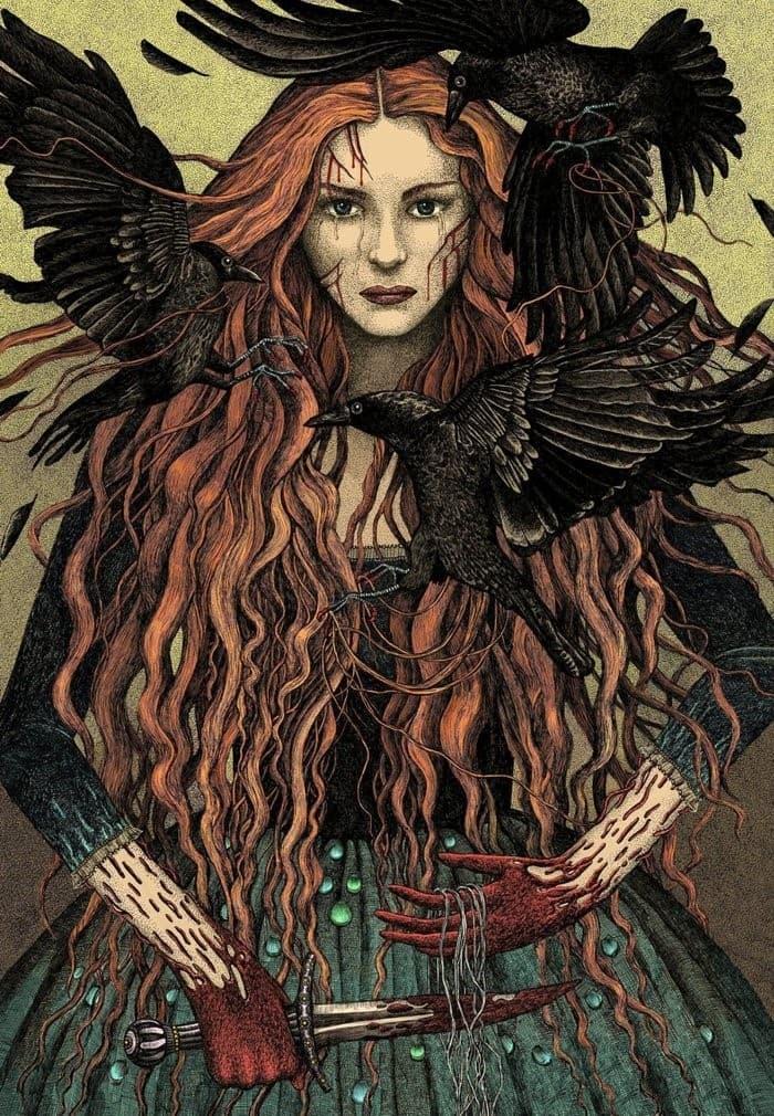 ilustraciones cuentos de hadas y fantasia (2)