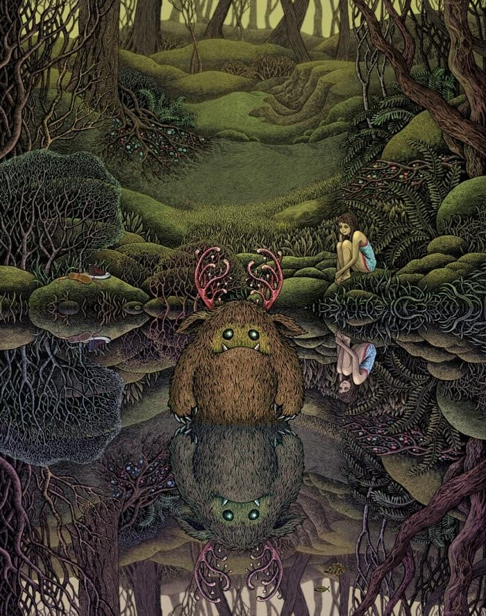ilustraciones cuentos de hadas y fantasia (3)