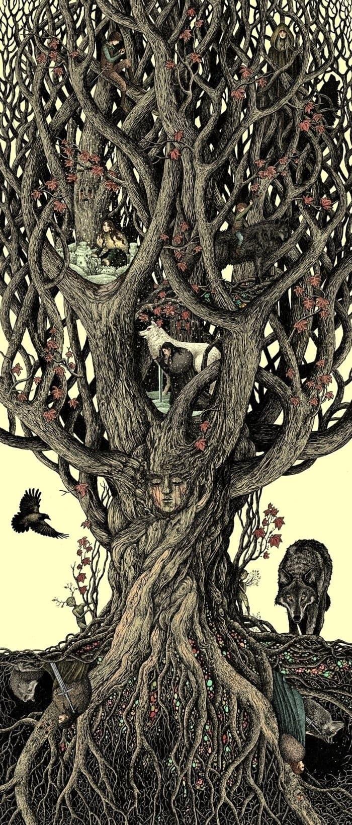ilustraciones cuentos de hadas y fantasia (4)