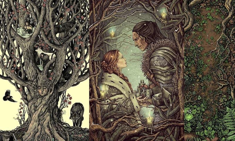 ilustraciones de Magdalena Korzeniewska(1)