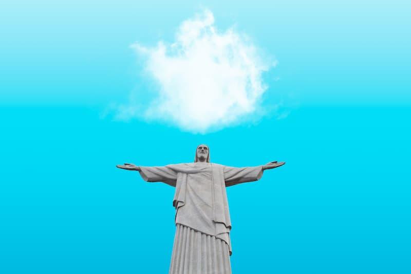 Cristo Redentor Rio de Janeiro(2)