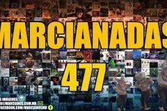 Marcianadas 477 portada