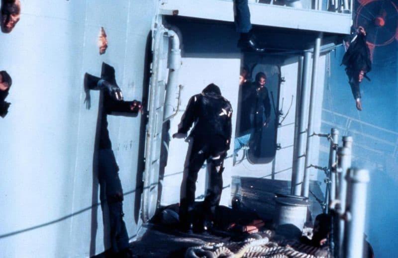 Pelicula El experimento Filadelfia (1984)