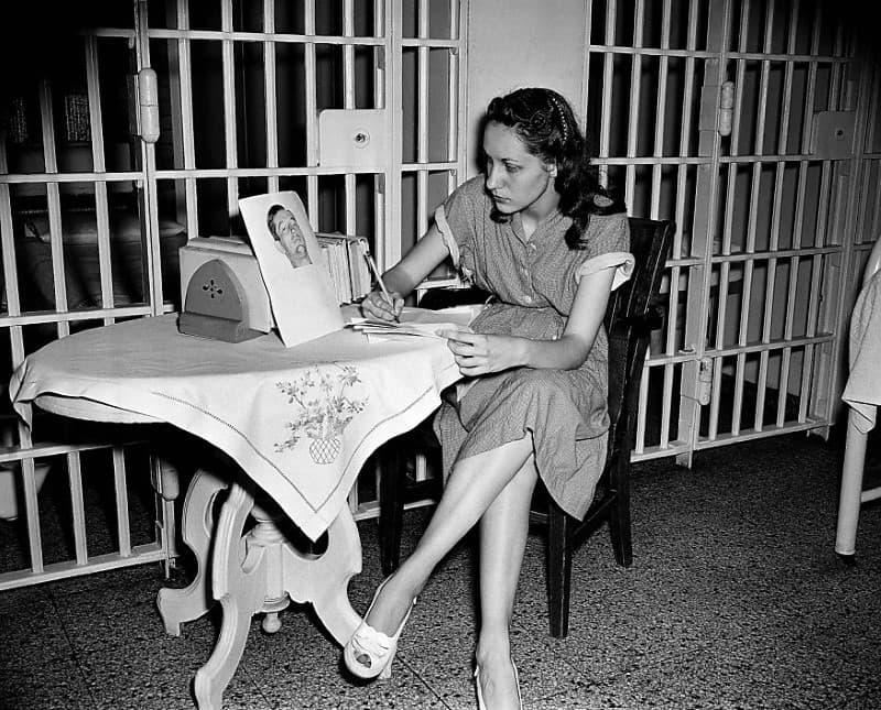 Ruth Ann Steinhagen en prision
