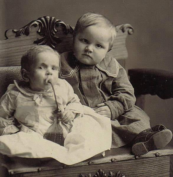 bebes de la era victoriana