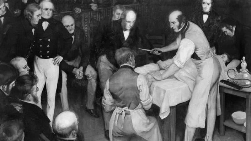medicos de la era victoriana