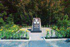 monumento victimas de Kyshtym
