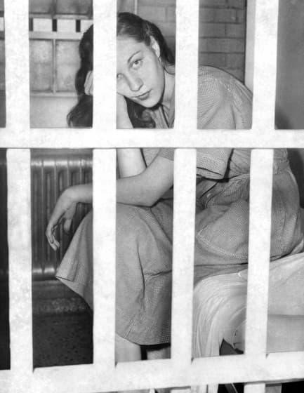 mujer en prision