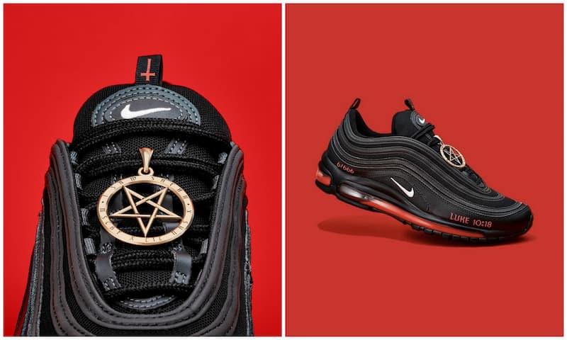 tenis inspirados en Satanás(1)