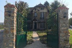 Casa de Marie Curie en Francia