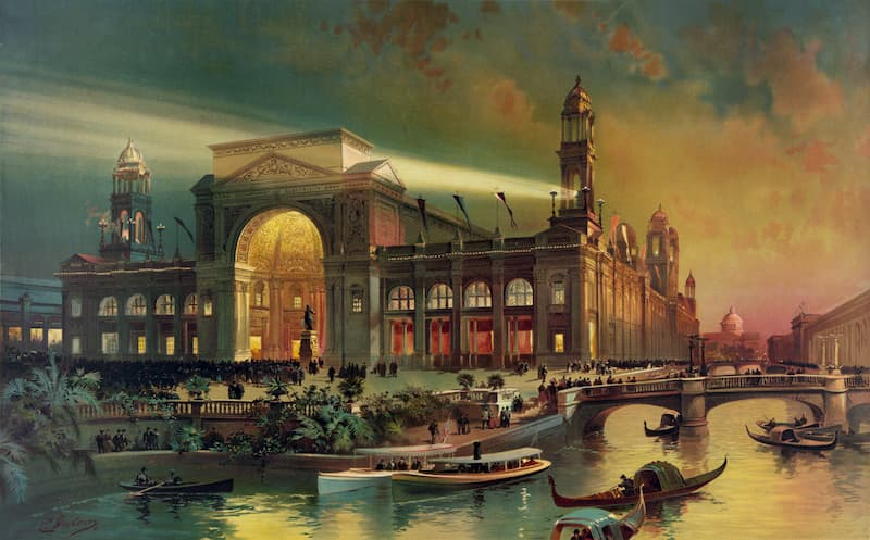 Feria Mundial de Chicago(1)