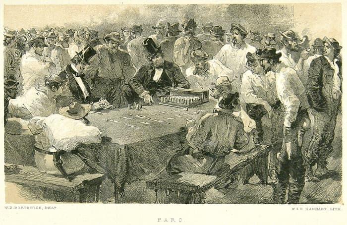 Historia de los juegos de azar(1)
