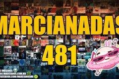 Marcianadas 481 portada