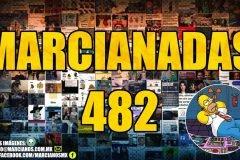Marcianadas 482 portada
