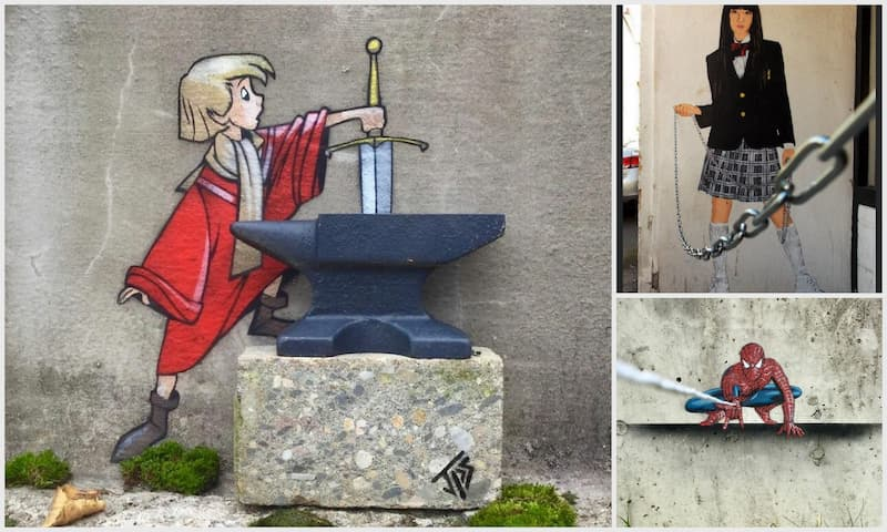ingeniosos grafitis(1)