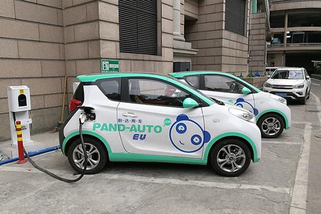 Cementerio de autos eléctricos China (5)