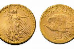 Double Eagle Moneda de oro